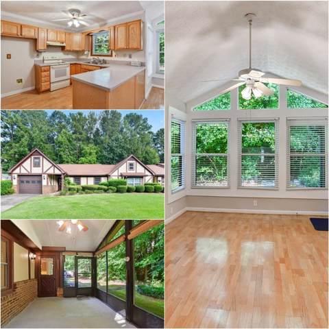 54 Dover Trail, Peachtree City, GA 30269 (MLS #6602367) :: Path & Post Real Estate