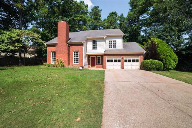 1348 Christiana Drive, Lawrenceville, GA 30043 (MLS #6602393) :: Charlie Ballard Real Estate
