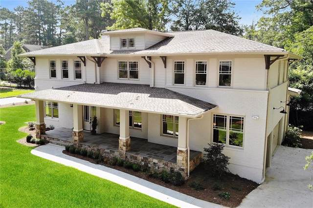 2272 Abby Lane NE, Atlanta, GA 30345 (MLS #6602398) :: Iconic Living Real Estate Professionals