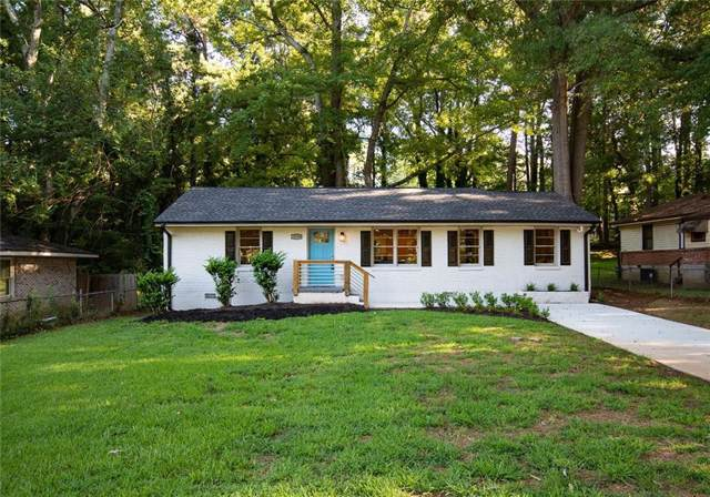 3156 Sandusky Drive, Decatur, GA 30032 (MLS #6602401) :: The Zac Team @ RE/MAX Metro Atlanta