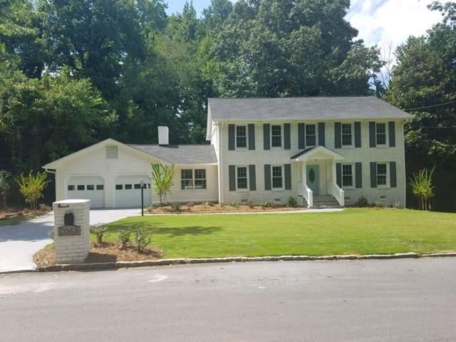 2063 Street De Ville, Atlanta, GA 30345 (MLS #6602411) :: Path & Post Real Estate