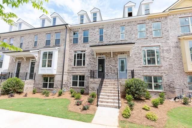 305 Marlowe Alley #123, Johns Creek, GA 30024 (MLS #6602440) :: North Atlanta Home Team