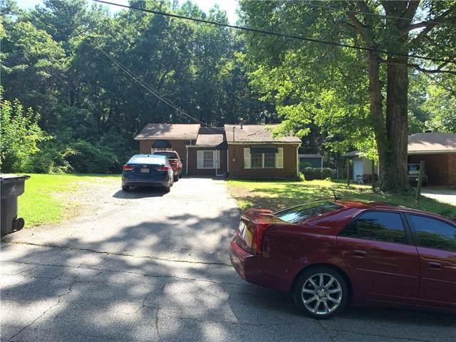 3258 Pebble Drive, East Point, GA 30344 (MLS #6602464) :: RE/MAX Paramount Properties