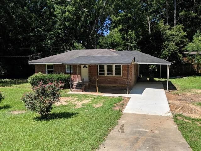 1371 Varner Road, Marietta, GA 30062 (MLS #6602465) :: RE/MAX Prestige