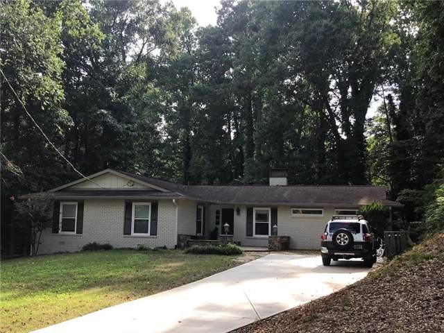246 Spring Drive, Roswell, GA 30075 (MLS #6602473) :: North Atlanta Home Team