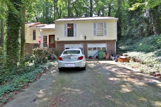17 Brookcrest Drive, Marietta, GA 30068 (MLS #6602498) :: The North Georgia Group