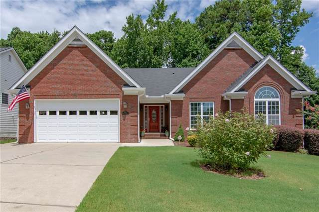 1736 Prospect View Drive, Lawrenceville, GA 30043 (MLS #6602522) :: Iconic Living Real Estate Professionals