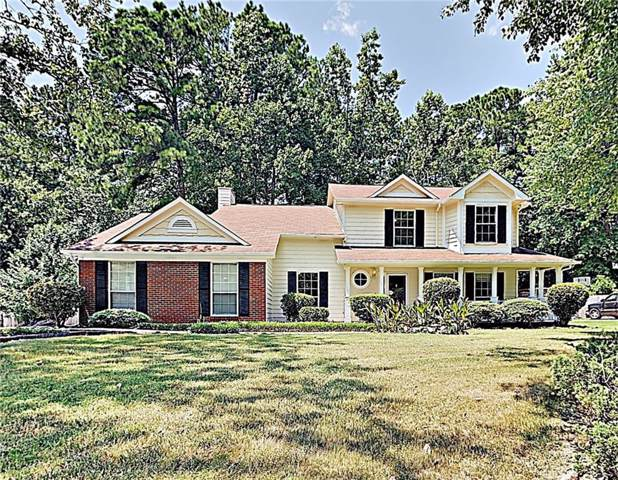 10077 Point View Drive, Jonesboro, GA 30238 (MLS #6602530) :: RE/MAX Paramount Properties