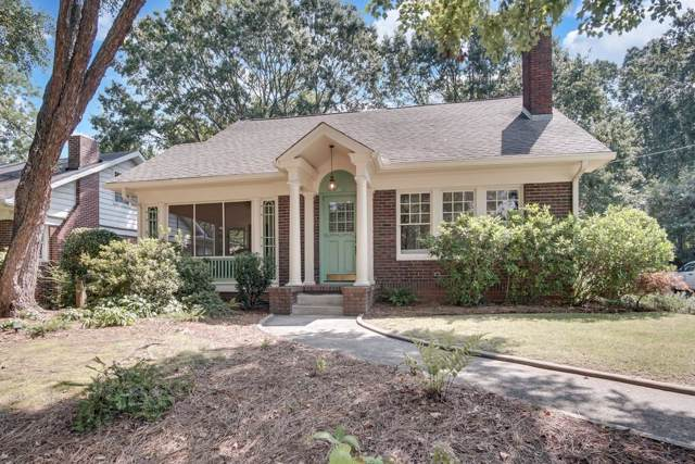 491 Clifton Road NE, Atlanta, GA 30307 (MLS #6602545) :: Dillard and Company Realty Group