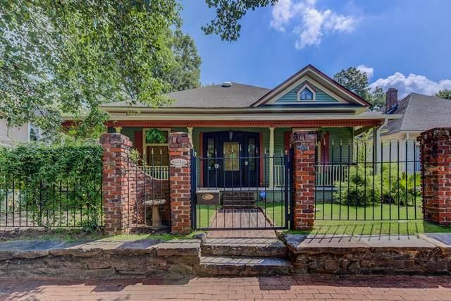 662 Peeples Street SW, Atlanta, GA 30310 (MLS #6602547) :: RE/MAX Paramount Properties