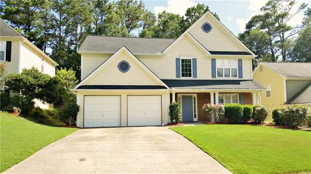 1820 Chasewood Park Drive, Marietta, GA 30066 (MLS #6602578) :: RE/MAX Paramount Properties