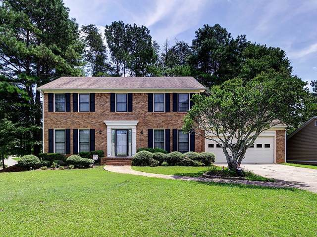 2640 Holly Springs Drive, Snellville, GA 30078 (MLS #6602590) :: RE/MAX Paramount Properties