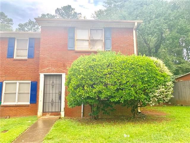 973 Park Gate Place, Stone Mountain, GA 30083 (MLS #6602628) :: RE/MAX Paramount Properties