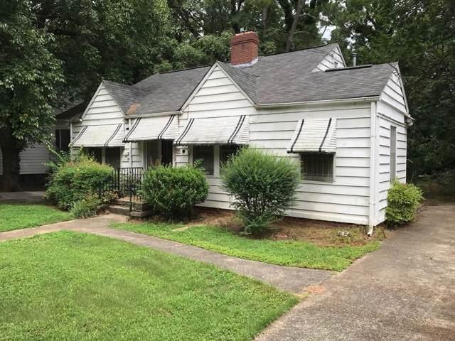 160 Rosser Street SW, Atlanta, GA 30314 (MLS #6602637) :: RE/MAX Paramount Properties