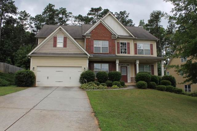 4981 Lake Field Drive, Douglasville, GA 30135 (MLS #6602664) :: The Zac Team @ RE/MAX Metro Atlanta