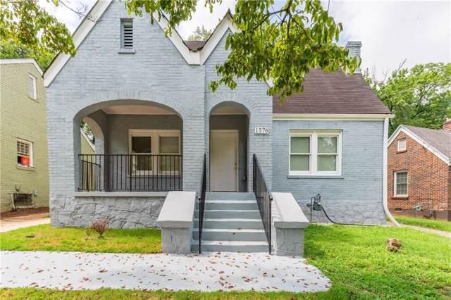 1576 Beecher Street SW, Atlanta, GA 30310 (MLS #6602669) :: RE/MAX Paramount Properties