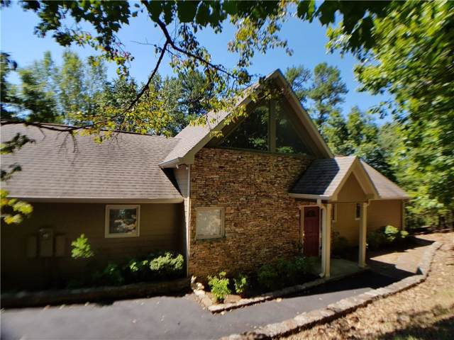 107 Mcelroy Mountain Drive, Big Canoe, GA 30143 (MLS #6602686) :: Rock River Realty