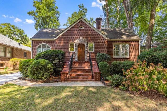 451 Burlington Road NE, Atlanta, GA 30307 (MLS #6602701) :: Good Living Real Estate