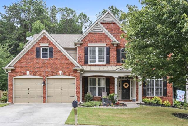 206 Tyler Drive, Woodstock, GA 30188 (MLS #6602706) :: RE/MAX Paramount Properties