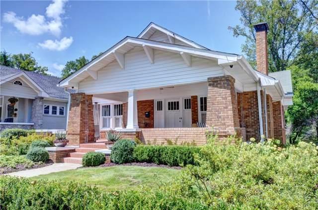972 Virginia Avenue NE, Atlanta, GA 30306 (MLS #6602707) :: RE/MAX Paramount Properties