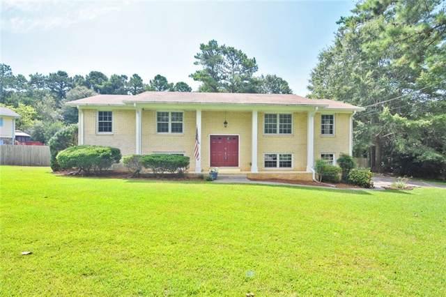 399 Foxfire Drive SW, Smyrna, GA 30082 (MLS #6602708) :: RE/MAX Paramount Properties