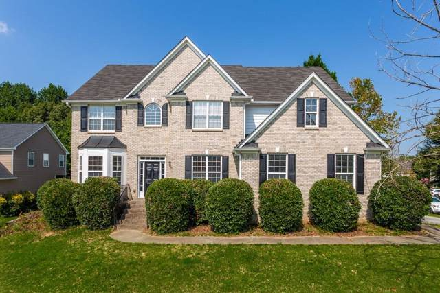 849 Roxwood Park Court, Buford, GA 30518 (MLS #6602716) :: RE/MAX Paramount Properties