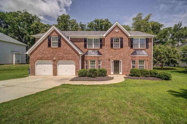 1972 Pius Drive, Ellenwood, GA 30294 (MLS #6602718) :: Iconic Living Real Estate Professionals