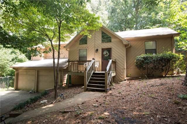 3680 Regent Drive NW, Kennesaw, GA 30144 (MLS #6602726) :: Kennesaw Life Real Estate