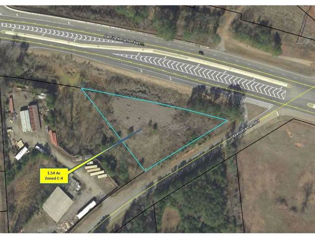 0 Allatoona Dam Road, Cartersville, GA 30121 (MLS #6602731) :: RE/MAX Paramount Properties