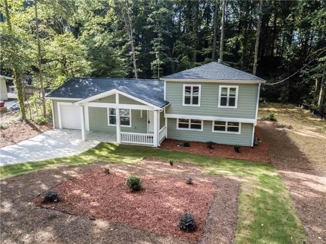 1544 Wildwood Road, Marietta, GA 30062 (MLS #6602734) :: RE/MAX Prestige