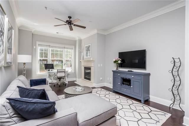 3635 E Paces Circle NE #1117, Atlanta, GA 30326 (MLS #6602750) :: Path & Post Real Estate