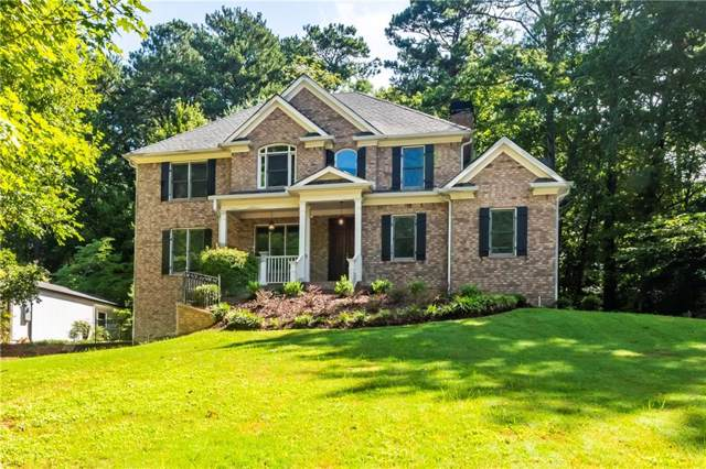 2445 Briarmoor Road NE, Atlanta, GA 30345 (MLS #6602785) :: Rock River Realty
