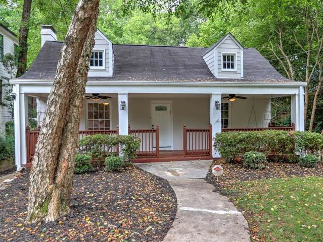 654 Courtenay Drive NE, Atlanta, GA 30306 (MLS #6602806) :: Rock River Realty