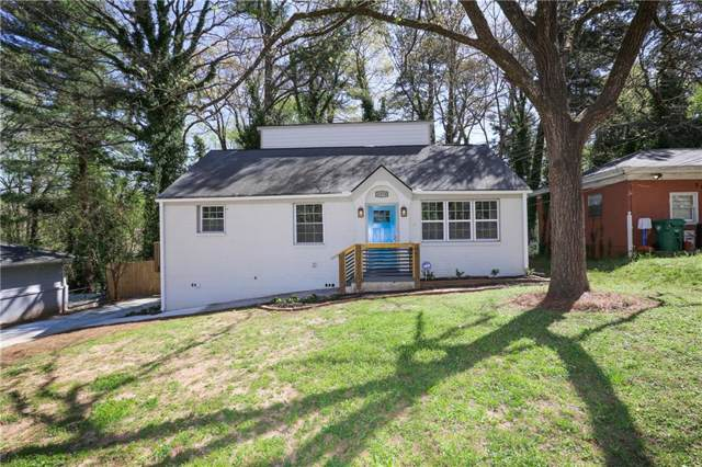 2074 Dellwood Place, Decatur, GA 30032 (MLS #6602832) :: Iconic Living Real Estate Professionals