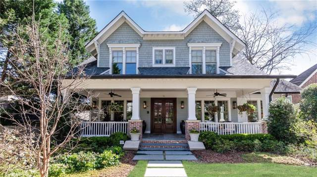 75 Montgomery Ferry Drive NE, Atlanta, GA 30309 (MLS #6602849) :: Dillard and Company Realty Group