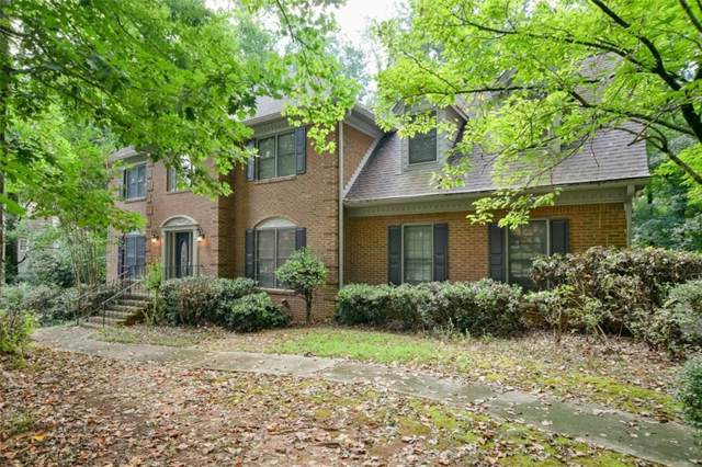 5480 Summer Cove Drive, Stone Mountain, GA 30087 (MLS #6602864) :: Charlie Ballard Real Estate