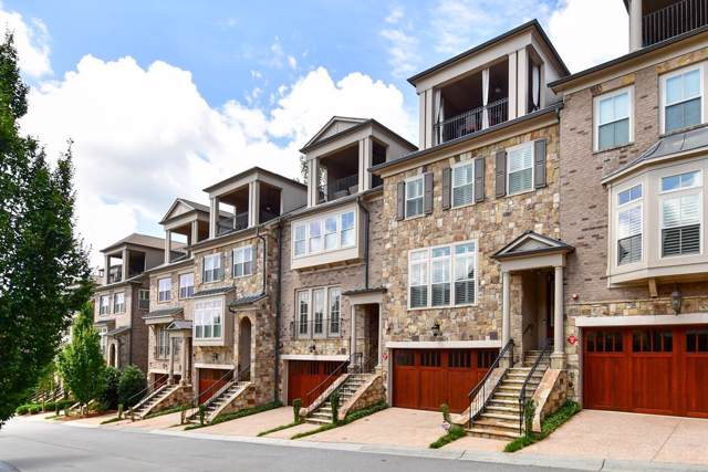 3868 Paces Lookout Drive SE #13, Atlanta, GA 30339 (MLS #6602865) :: Iconic Living Real Estate Professionals