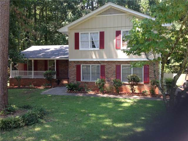 685 Delanie Way, Stone Mountain, GA 30083 (MLS #6602874) :: The Heyl Group at Keller Williams