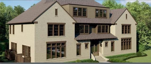 3905 Danube Lane #215, Atlanta, GA 30339 (MLS #6602875) :: Iconic Living Real Estate Professionals