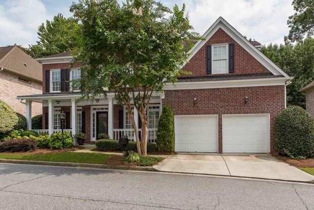 1016 Brookhaven Walk NE, Atlanta, GA 30319 (MLS #6602881) :: North Atlanta Home Team