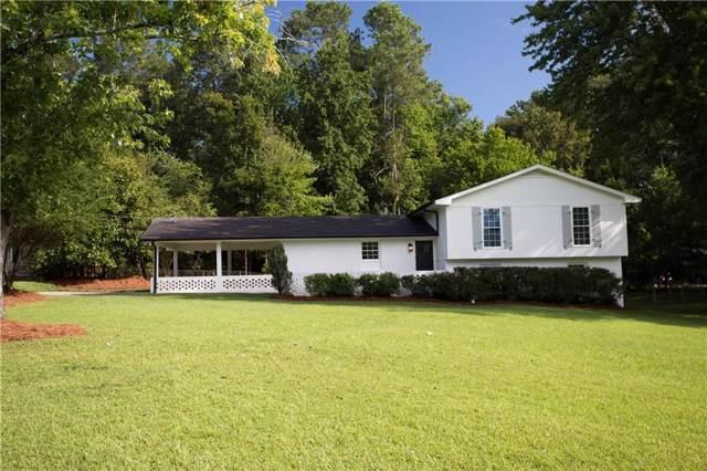 3935 Manor House Drive, Marietta, GA 30062 (MLS #6602883) :: KELLY+CO
