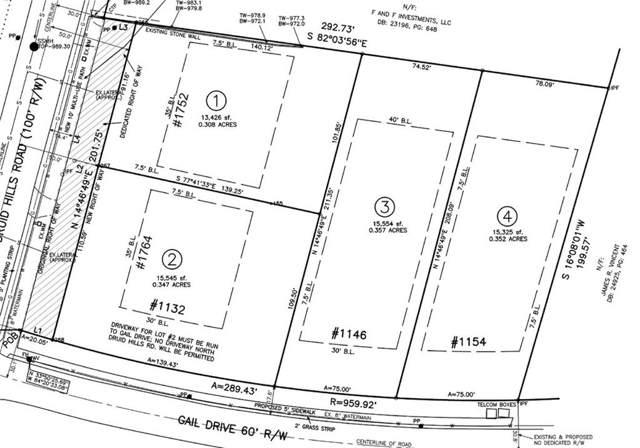 1132 Gail Drive, Brookhaven, GA 30319 (MLS #6602884) :: RE/MAX Paramount Properties