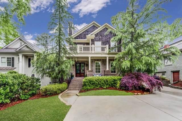 60 W Belle Isle Road NE, Atlanta, GA 30342 (MLS #6602896) :: RE/MAX Paramount Properties