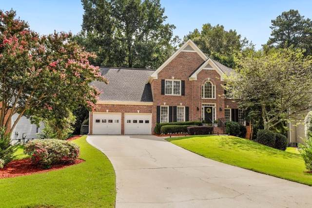 1233 John Douglass Drive, Marietta, GA 30064 (MLS #6602909) :: North Atlanta Home Team