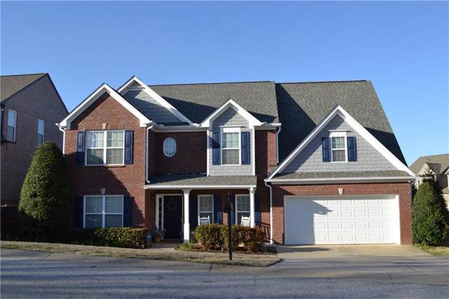 6041 Riverwood Drive, Braselton, GA 30517 (MLS #6602919) :: The Heyl Group at Keller Williams