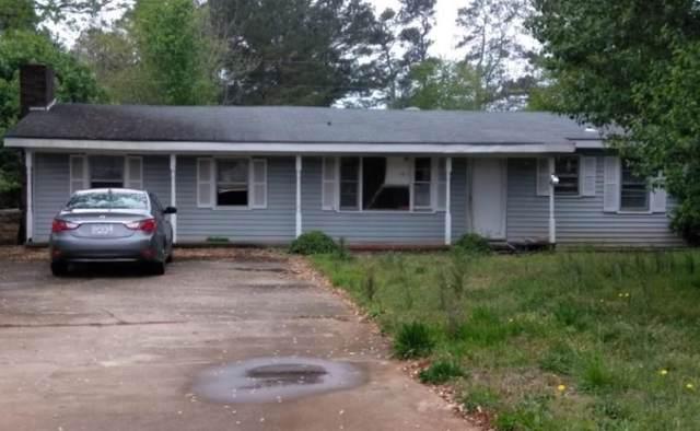 850 New Hope Road, Fayetteville, GA 30214 (MLS #6602933) :: Path & Post Real Estate