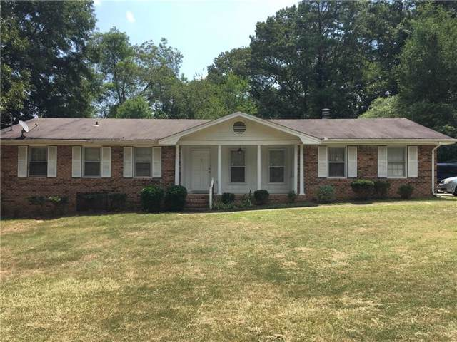5498 Five Forks Trickum Rd Road SW, Stone Mountain, GA 30087 (MLS #6602934) :: Charlie Ballard Real Estate