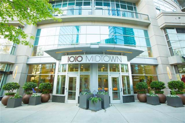 1080 Peachtree Street NE #1913, Atlanta, GA 30309 (MLS #6602935) :: Rock River Realty