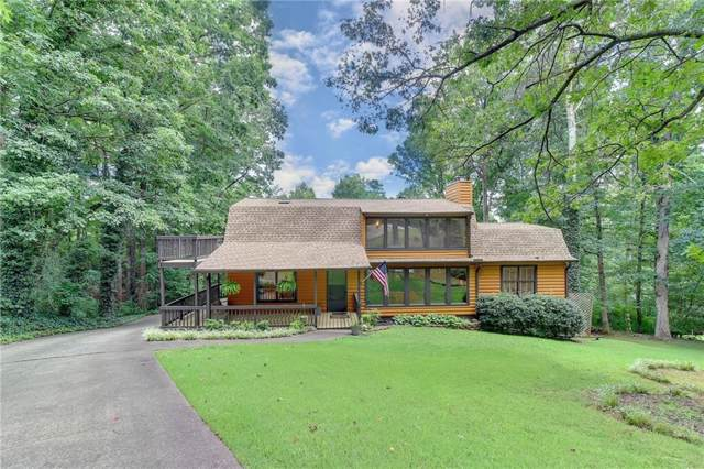 1745 Whispering Circle, Cumming, GA 30040 (MLS #6602941) :: The Zac Team @ RE/MAX Metro Atlanta