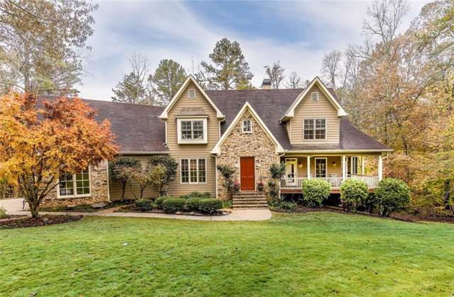 2190 Hickory Hill Road, Alpharetta, GA 30004 (MLS #6602950) :: Iconic Living Real Estate Professionals